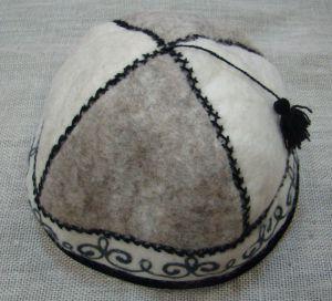 Как сделать грузинскую шапку своими руками 901